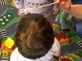 Dzieci w przedszkolu 300