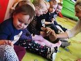 Dzieci w przedszkolu 262