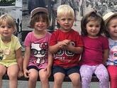 Dzieci w przedszkolu 136