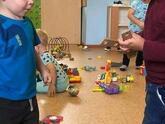 Dzieci w przedszkolu 117