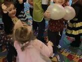 Dzieci w przedszkolu 371