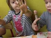 Dzieci w przedszkolu 373