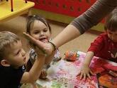 Dzieci w przedszkolu 381