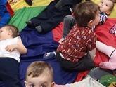 Dzieci w przedszkolu 385