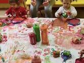 Dzieci w przedszkolu 386