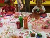 Dzieci w przedszkolu 423